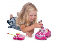 Minnie Mouse Remote Control Car