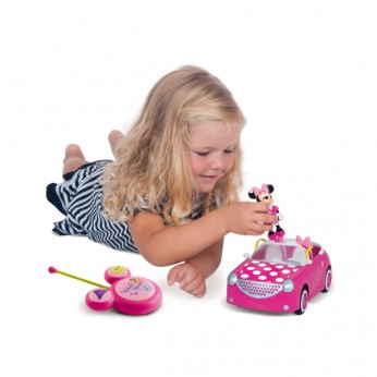 Minnie Mouse Remote Control Car reviews