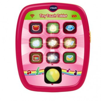 VTech Tiny Touch Tablet Pink reviews