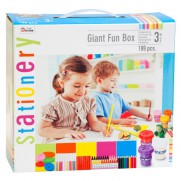 199 pieces Giant Funbox
