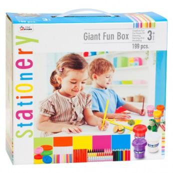 199 pieces Giant Funbox reviews