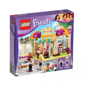 Lego Friends Downtown Bakery 41006 reviews