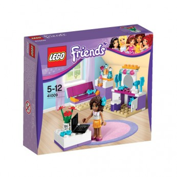 Lego Friends Andreas Bedroom 41009 reviews