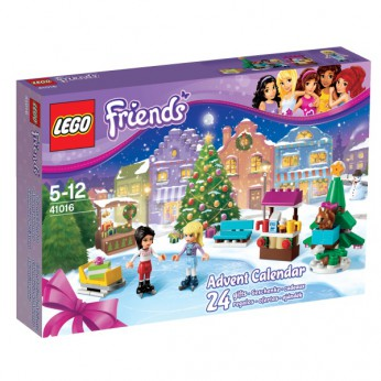 LEGO Friends Advent Calender reviews