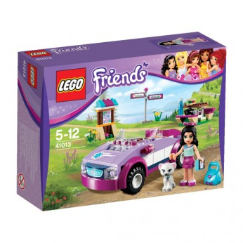 Lego Friends Emmas Sports Car 41013 reviews