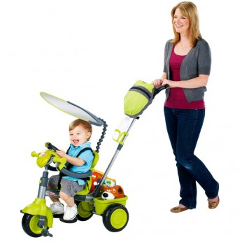 Little Tikes Green Deluxe 3-in-1 Trike reviews