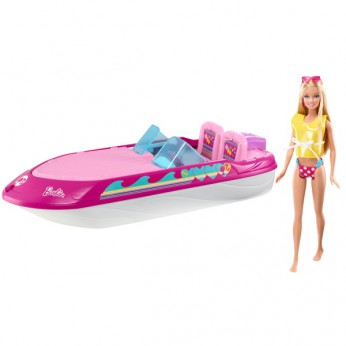Barbie Doll And Boat reviews
