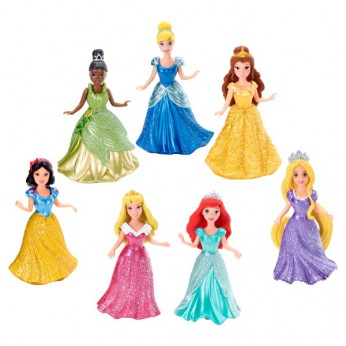 Disney Princess Magiclip Princess Seven Pack reviews