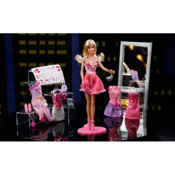 Barbie Deluxe Fashion Giftset reviews
