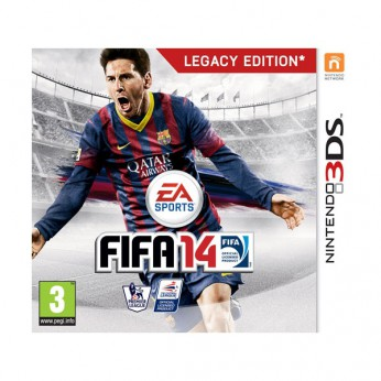 FIFA 14 3DS reviews