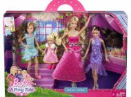 Barbie Sisters Gala Gown Giftset