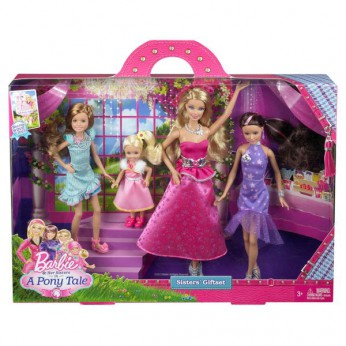 Barbie Sisters Gala Gown Giftset reviews