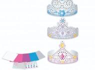 Disney Princess Mosaic Tiaras