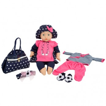 Deluxe Doll and Fashion Set reviews
