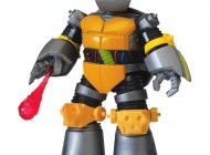 Turtles Action Figures Metal Head