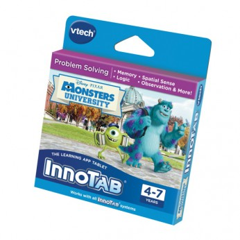 Innotab Monsters University reviews