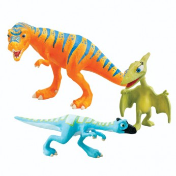 Dino Train 3PK Collectables reviews