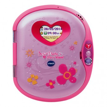 Vtech Secret Safe Diary Colour Screen and Camera reviews