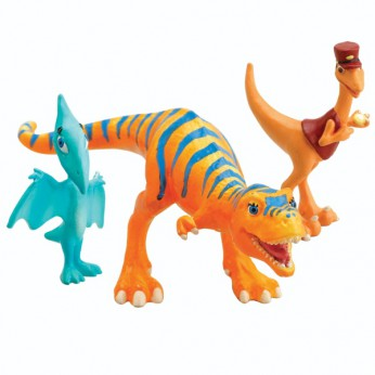 Dino Train 3PK Collectables – Asst 2 reviews