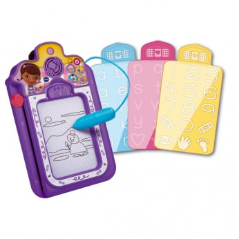 Doc McStuffins Talk and Learn Clipboard reviews