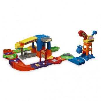 Toot-Toot Drivers Construction Set reviews