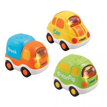 Toot-Toot Drivers 3 Car Pack Everyday Vehicles reviews