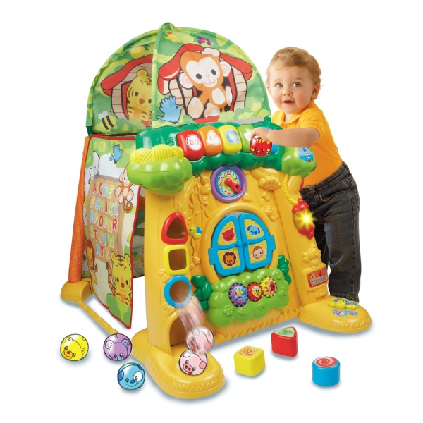 Vtech discovery fun tree house reviews toylike for Chambre bebe toys r us