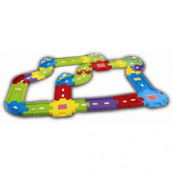 VTech Toot-Toot Deluxe Track Set reviews