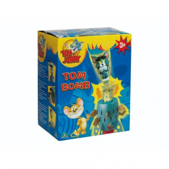 Tom and Jerry Tom Bomb Board Game reviews