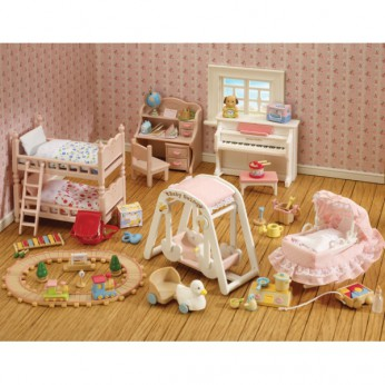 Sylvanian Families Baby and Child Furniture Set reviews