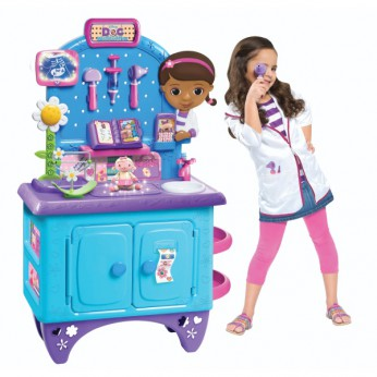 Doc McStuffins Check Up Centre reviews