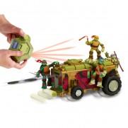 Turtles Remote Control Shell Raiser Vehicle