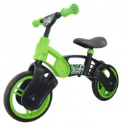 Kool Sports Bike Green