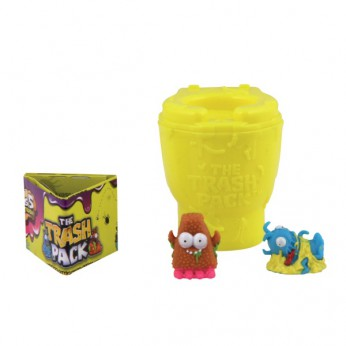 The Trash Pack 2 Trashies in Yellow Toilet reviews