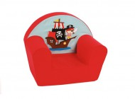 Pirate Foam Chair