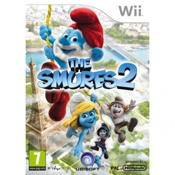The Smurfs 2 Wii reviews