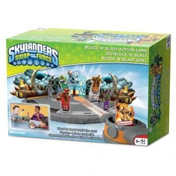 Skylanders Block n Blast Board Game
