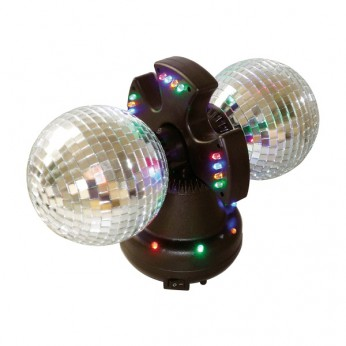 Twin Mirror Disco Ball reviews
