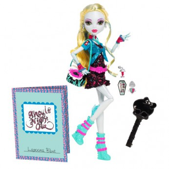 Monster High Ghouls Night Out Doll Lagoona Blue reviews