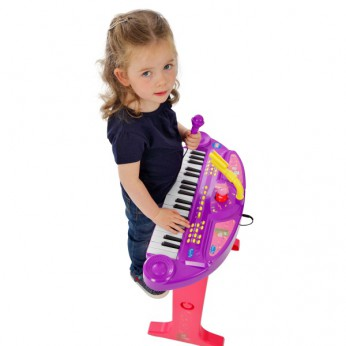 Peppa Pig Keyboard and Mic reviews