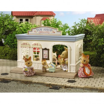 Sylvanian Families Toy Shop reviews