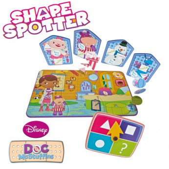 Doc McStuffin Shapespotter reviews