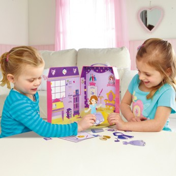 Disney Sofia the First Dress and Play School reviews