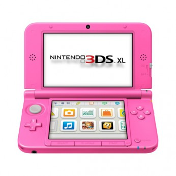 Nintendo 3DS XL Console: Pink reviews