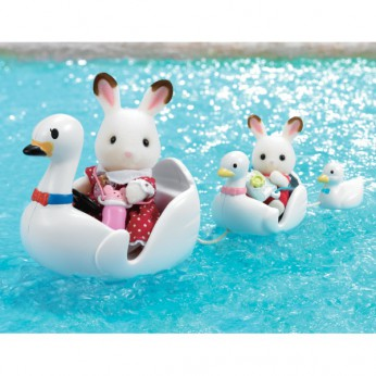 Sylvanian Families Swan Boat Set reviews