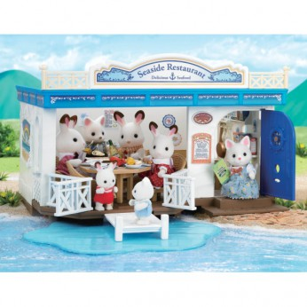 Sylvanian Families Seaside Restaurant reviews