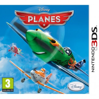 Planes 3DS reviews