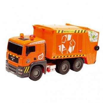 Orange Refuse Truck 55cm reviews