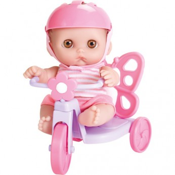 22cm Lil' Cutesies Tricycle reviews