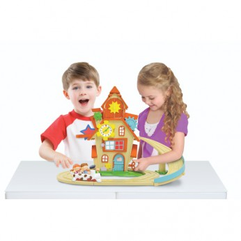 Tickety Toc Clockhouse Playset reviews